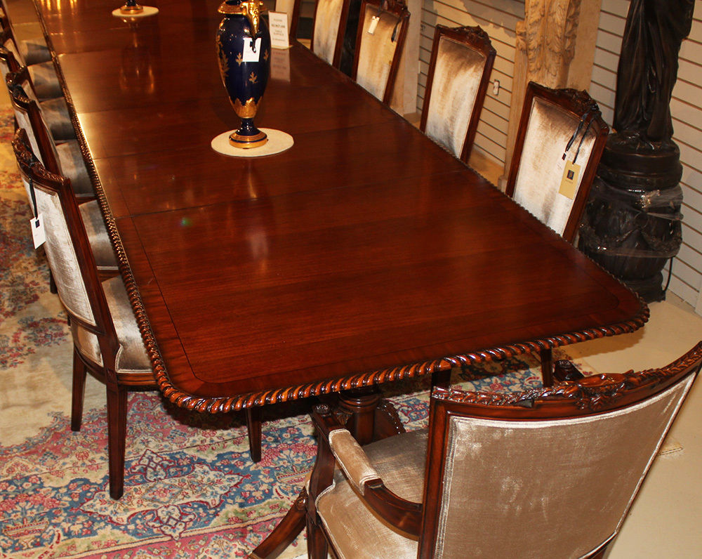. Antique Dining Tables