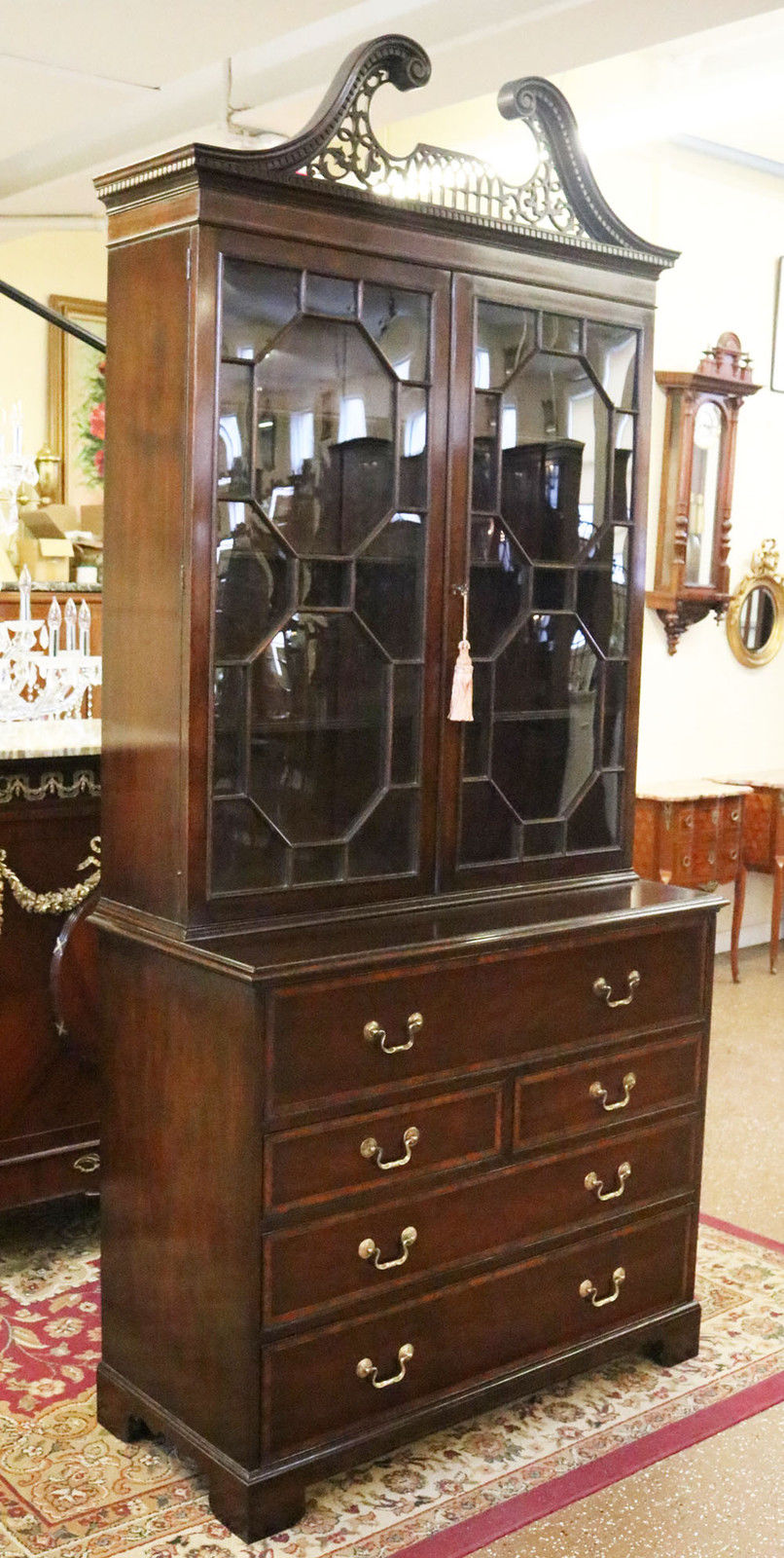 Antique Cabinets-Bookcases