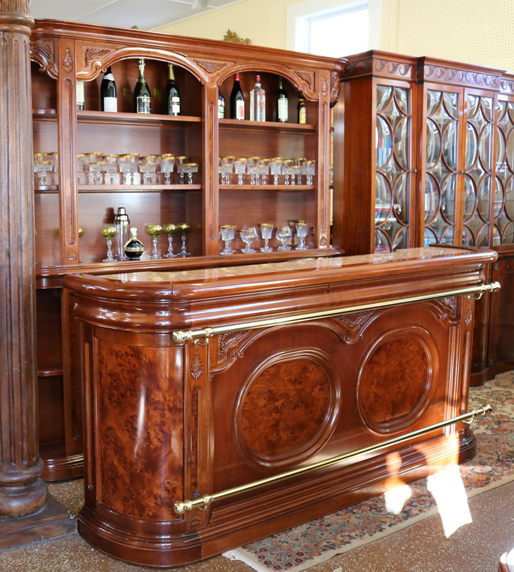 - Antique Bar Furniture